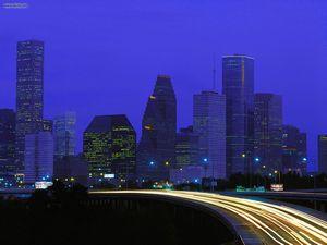 Хьюстон - город в Техасе