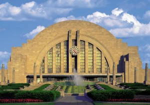 Цинциннати - экономический центр штата Огайо