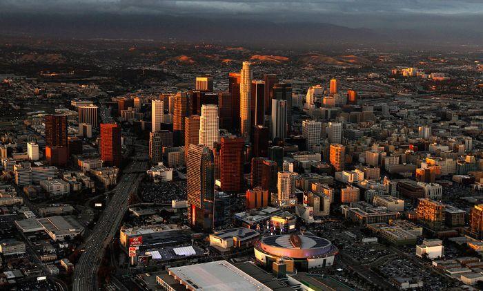 Лос-Анджелес, штат Калифорния