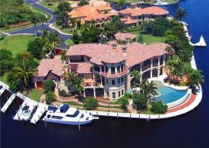 Где живут самые богатые американцы