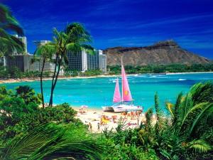 Гавайи - штат Алоха