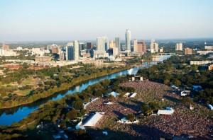 Остин - столица Техаса