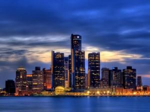 Детройт, штат Мичиган