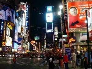 Нью-Йорк – город международного значения