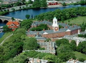 Бостон - столица штата Массачусетс
