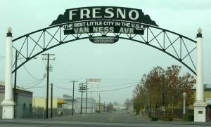Фресно, штат Калифорния