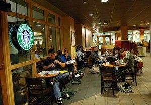 Как пьют кофе в Америке