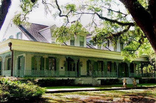 Плантация Мирты, Луизиана