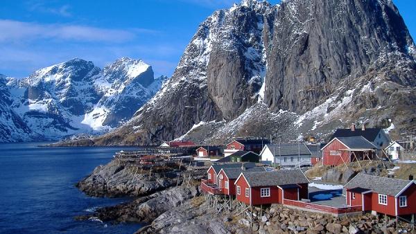 Горнолыжные курорты Норвегии