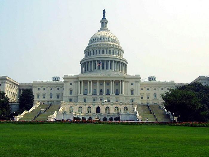 Белый Дом - резиденция президента США