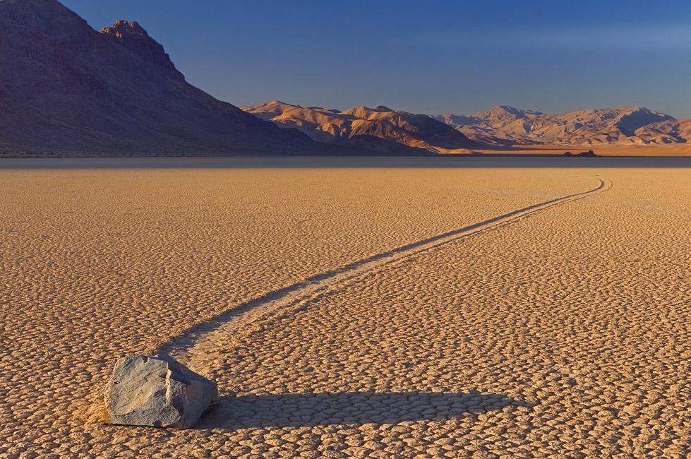 Долина Смерти, США