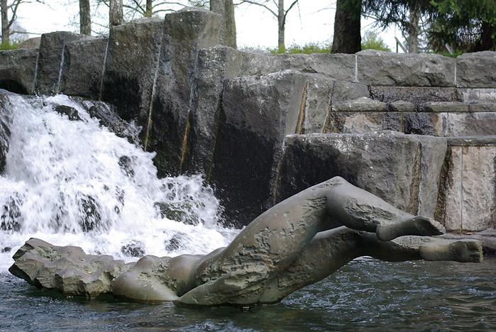 Скульптура в Финляндии