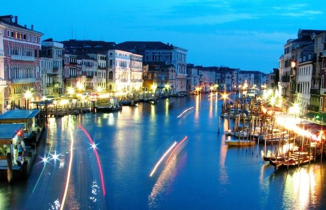 Места для отдыха в италии венеция