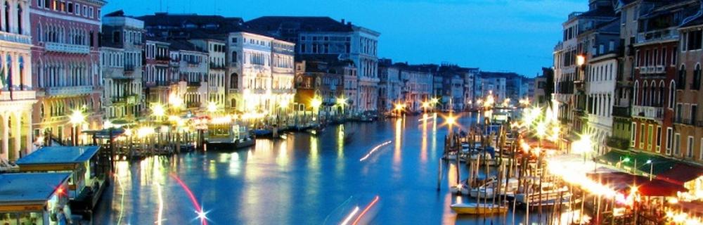 отдых в Италии, Венеция
