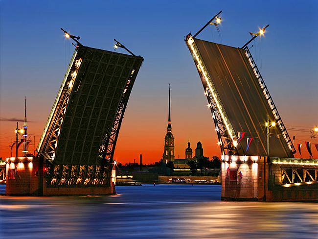 Изучаем окрестности Санкт-Петербурга