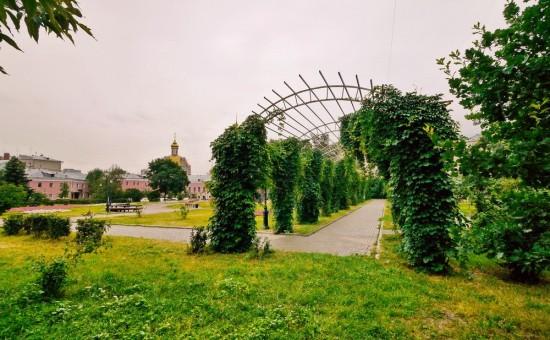 Самые популярные парки Москвы