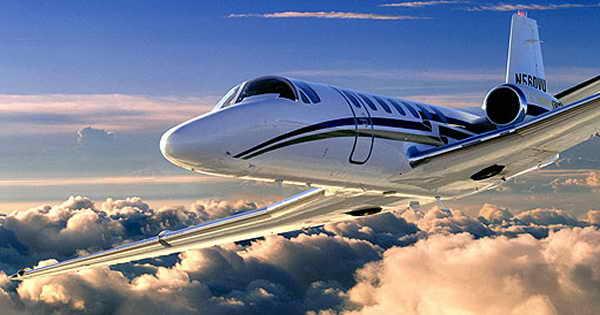 аренда частного самолета