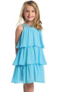 платьев для девочек 10 лет