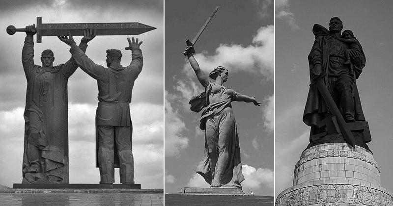 Меч для Родины-Матери тоже был отлит в Магнитогорске