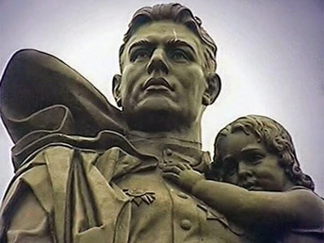 памятник героя-освободителя