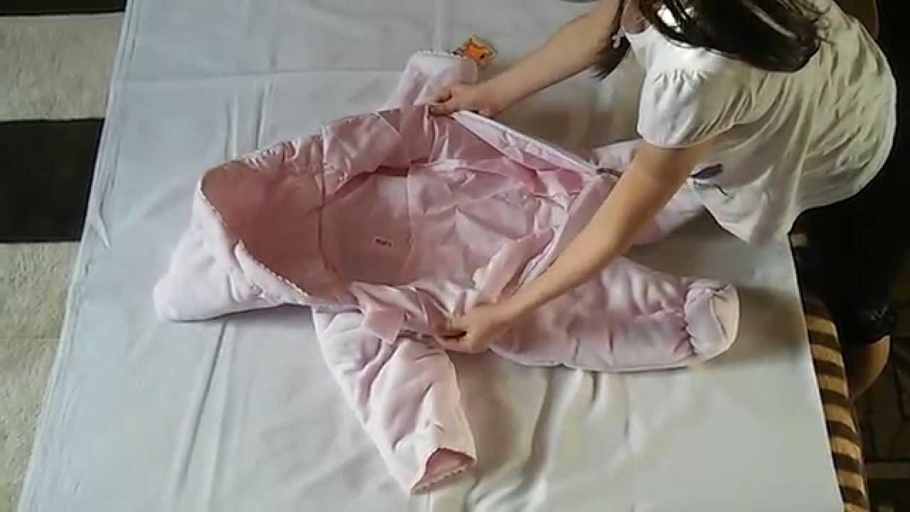 Когда ребенку нужен демисезонный комбинезон