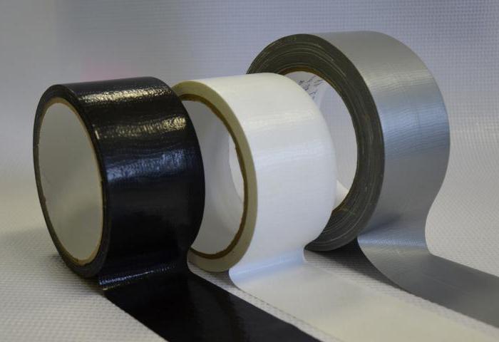 Области применения алюминиевого скотча