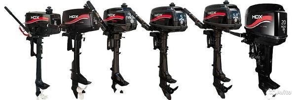 Преимущества лодочных моторов HDX