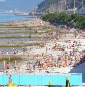Развлечения на пляжах