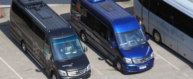 Плюсы поездки на микроавтобусе из аэропорта Хельсинки